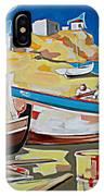 Tarsanas-boatyard IPhone Case