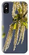 Tassels In The Breeze IPhone Case