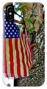 Tattered America IPhone Case