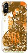 Tattered Parasol IPhone Case