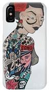 Tattoo Chic Original IPhone Case