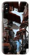 Taxco Balconies IPhone Case