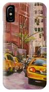 Taxi Taxi IPhone Case