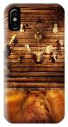 Taxidermy - Home Of The Three Bears IPhone Case