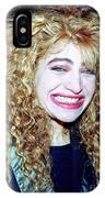 Taylor Dane 1988 IPhone Case