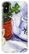Tea For Nancy IPhone Case