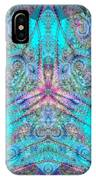 Teal Starfish IPhone X Case
