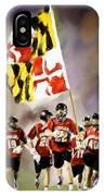 Team Maryland  IPhone Case