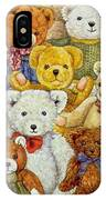 Ted Patch IPhone Case