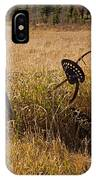 Tedder On The Holzwarth Historic Site IPhone Case
