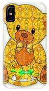 Teddy And Friend IPhone Case