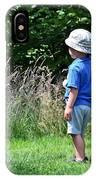 Teddy Bear Walk IPhone Case