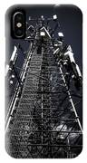 Telecommunications Tower IPhone Case
