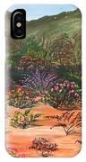 Temecula Heritage Rose Garden IPhone Case