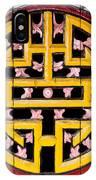 Temple Door 04 IPhone Case