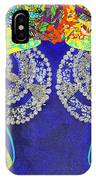 Temple Of The Goddess Eye Vol 3 IPhone Case