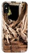 Temple Ruins 02 IPhone Case