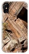 Temple Ruins 03 IPhone Case