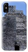 Templo De Edzna IPhone Case
