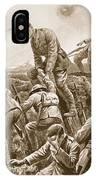 Temporary Major S.w. Loudoun-shand IPhone Case