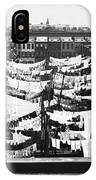 Tenement Housing Laundry IPhone Case