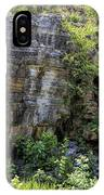 Tennessee Limestone Layer Deposits IPhone Case