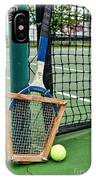 Tennis - Tennis Anyone IPhone Case