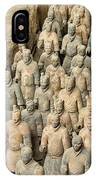 Terra Cotta Warriors IPhone Case