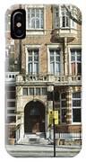 Terraced Houses In Kensington IPhone Case