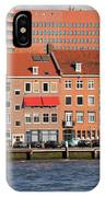 Terraced Houses In Rotterdam City Centre IPhone Case