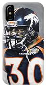 Terrell Davis  IPhone X Case