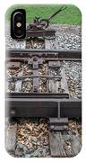 Switch Tracks IPhone Case