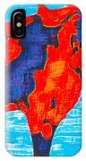 Texan Longhorn IPhone Case