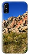 Texas Canyon IPhone Case