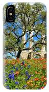 Springtime Ruins IPhone Case