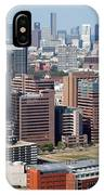 Texas Medical Center In Houston IPhone Case