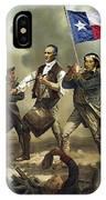 Texas Spirit IPhone Case