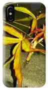 Texas Star Leaf IPhone Case
