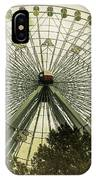 Texas Star Old Fashioned Fun IPhone Case
