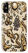 Texas Thangs IPhone Case