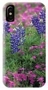 Texas Wildflowers 3 - Fs000930 IPhone Case