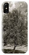 Texas Winery Tree And Vineyard IPhone Case