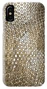 Texture Of Gong IPhone Case