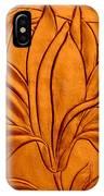 Textured Flower3 IPhone Case