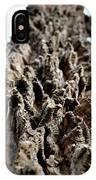 Textured Tree IPhone Case