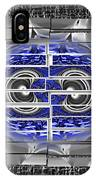 Th Fractal's Shadows IPhone Case