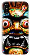 Thai Buddhist Mask IPhone Case