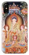 Buddha Art Thangka IPhone Case