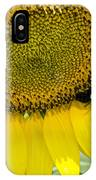 Thank God For Sunflowers IPhone Case