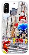 Thanksgiving Parade IPhone Case